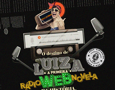 A PRIMEIRA RÁDIO WEB NOVELA DA HISTÓRIA