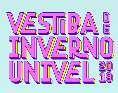 Vestiba de Inverno UNIVEL 2019