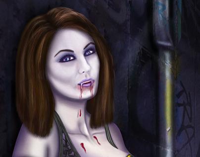 Zveli Bloodlust Stalker