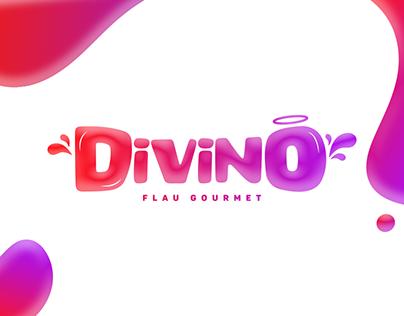 Divino Flau Gourmet | Branding