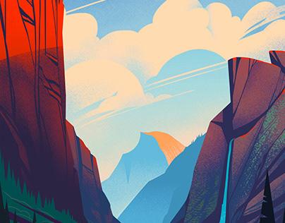 Love for Yosemite