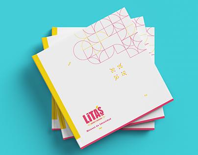 Estrategia de personalidad de marca y brandbook. Litas