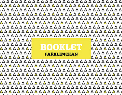 Farklimekan / Booklet Design
