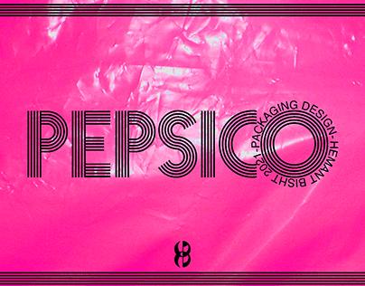 PEPSICO PACKAGING DESIGN CONCEPT
