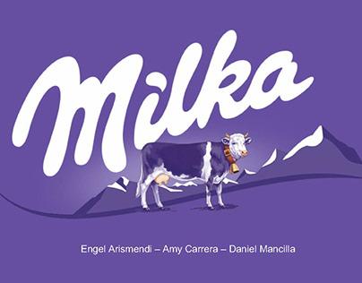 Milka - Cada Gramito Cuenta