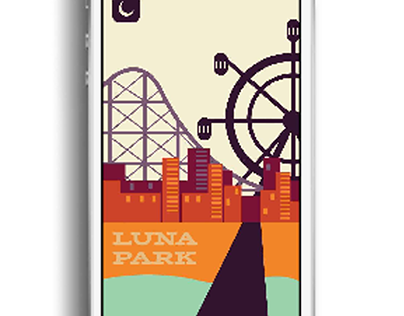 Luna Park Phone App