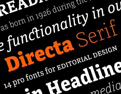 Directa Serif