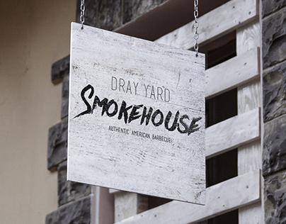 Dray Yard Smokehouse Visual Identity