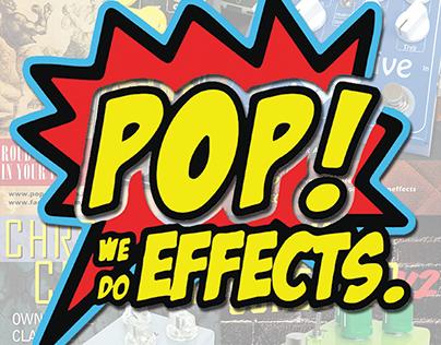 POP! Effects - Advert