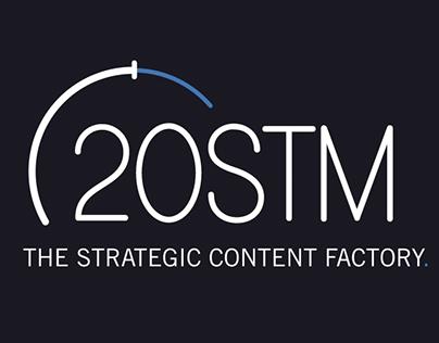 20stm - Animated logo