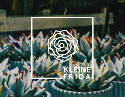 BRANDING | Kleine Frida Flower Shop