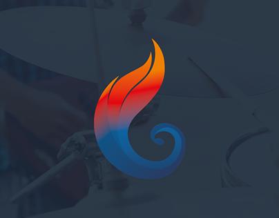 Groovefy - Logo and Website design