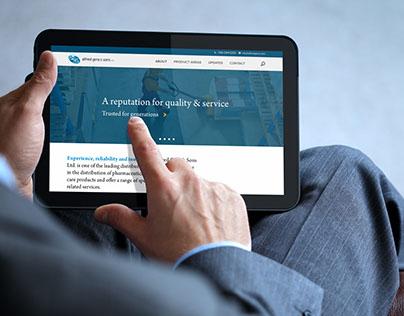 Alfred Gera & Sons Ltd. – Responsive Website