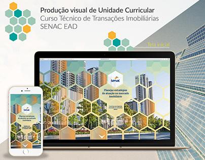 SENAC - Curso técnico EAD - Transações Imobiliárias