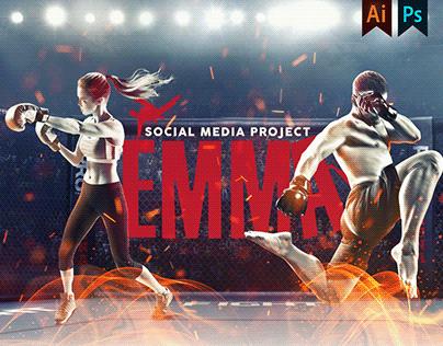 EMMA Social Media Project