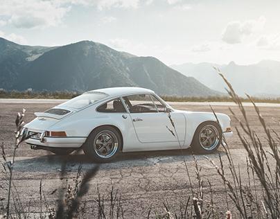 Porsche 911 Singer | CGI