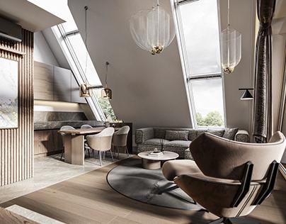 Paupys Interior Design CGI
