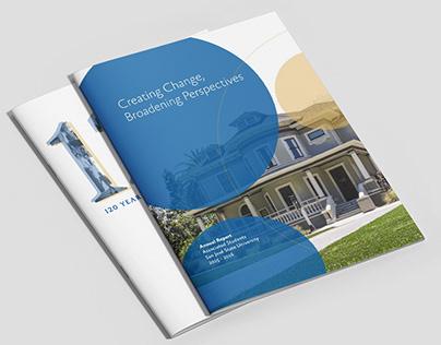 Annual Reports design