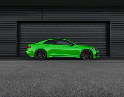 Audi RS5 Coupé Kyalami