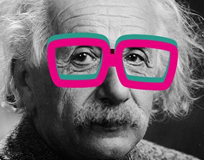 Albert had the autism too.