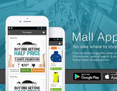 Mall APP Design