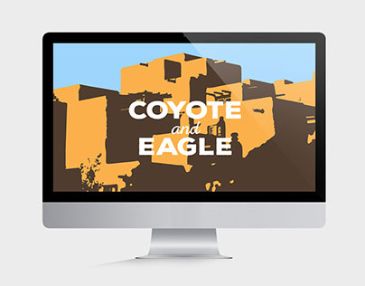 Coyote and Eagle