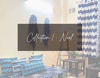 Neel - An impression of Blue Pottery