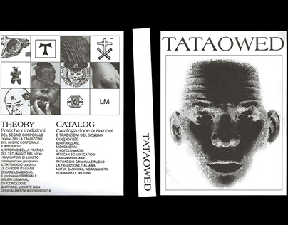 TATAOWED // EDITORIAL PROJECT