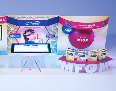 Stand Mead Johnson Nutrition