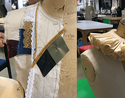 The making of my 'Clown Prince' Costume