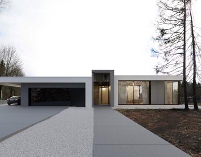 Łagiewniki House 5