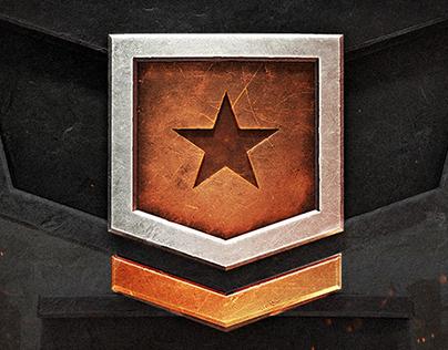 Ranked Battles Logotype