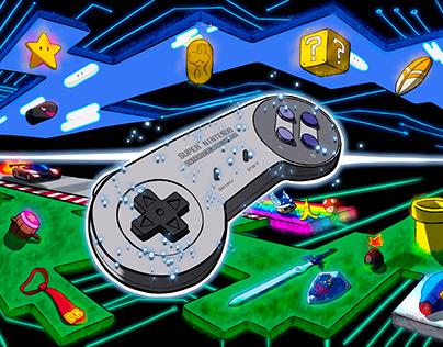 Nintendo nostalgic