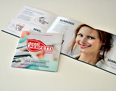 Brochure Denti Perfetti