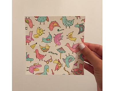 Patterns / Illustrations