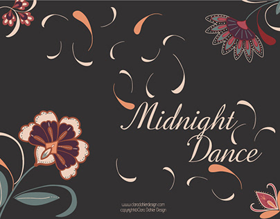 Midnight dance pattern collection
