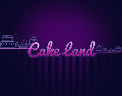 Cake Land Online Cake Shop