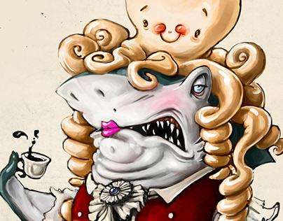 shark majesty