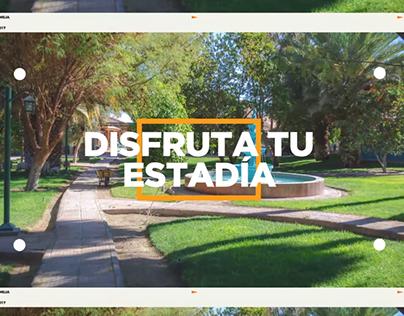 Video Promocional Resort Santa Rosa