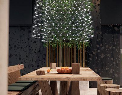 VENEZIA Interior Design of apartment in Berlin