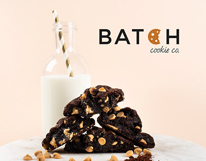 Branding / Batch Cookie Co.
