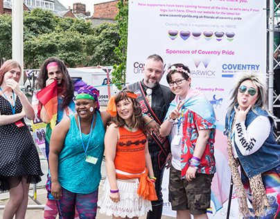 Coventry Pride 2017