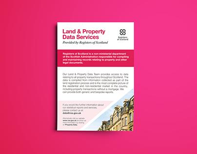 Registers of Scotland Series. Vol 2. Land & Property.
