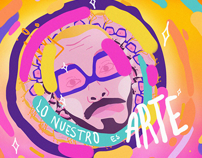 Spotify- Test animation / Lo nuestro es arte.