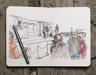 Manchester | Observe & Illustrate