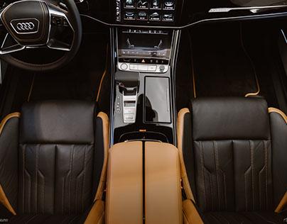 Audi A8L - audi exclusive