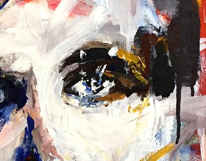 SHE - portrait