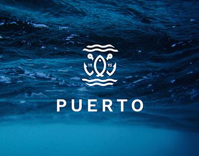 PUERTO - Logo & Visual Brand Identity