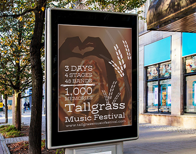 Tallgrass Music Festival - Cornerstone Project