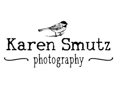 Karen Smutz Photography Logo Design